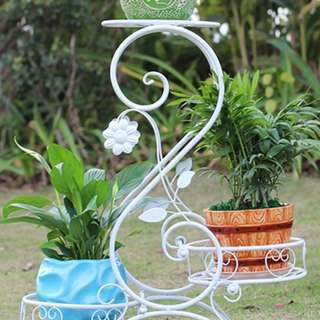Art Design Plant Stand Rack
