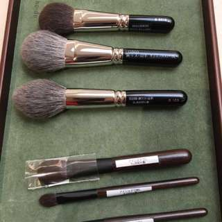 Hakuhodo G501 makeup Brushes - Blue squirrel & Goat hair (authentic from Kyoto)