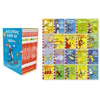 Dr Seuss Full Set Books Brand New