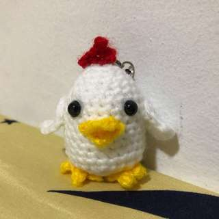 Cute Chicken Amigurumi