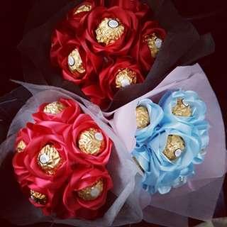 PROMO Valentine's Chocolate Bouquet