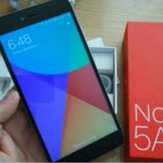 Xiaomi Note 5A Kredit Super Cepat Tanpa Cc