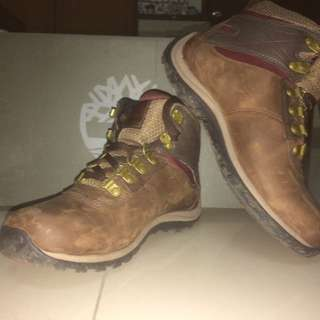 Timberland Norwood Mid WP Dark Brown