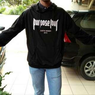 pullover purpose hoodie