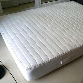 Kasur Ikea Sultan Hagavik Queen Matress Matras Impor Malaysia