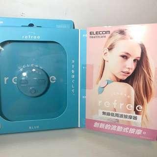 Massager-Elecom 無線輕便低周波電流按摩器