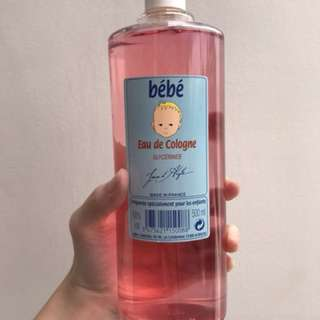 Bebe Eau De Cologne from France