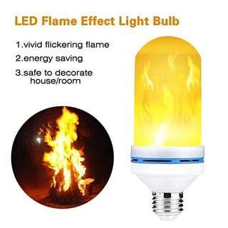 LED Dancing Flame Bulb