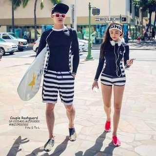 Couple rashguard fits S-L