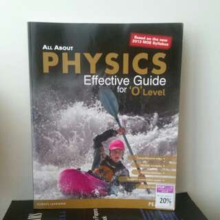 (O'LEVEL) Pure Physics complete guide