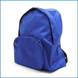 Comme Des Garçons 日版oversized尼龍背囊 (罕有藍色)/nylon backpack