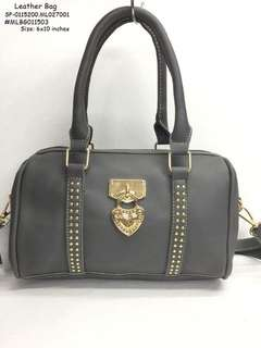 Sling bag size : 6*10 inches