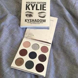 Limited edition kylie cosmetics eyeshadows