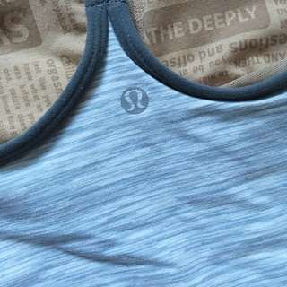 Lululemon Power Y Tank (6, Small)