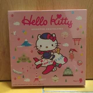 Kitty 巧克力