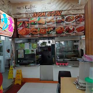 Food stall for rent @ coffeeshop