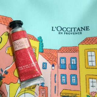 L' Occitane Hand Cream