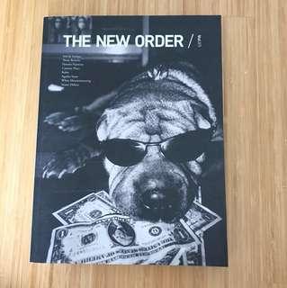 The New Order Magazine vol. 5 Daido Moriyama