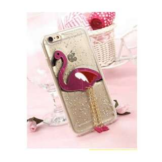 Taller flamingo case - [NEW]
