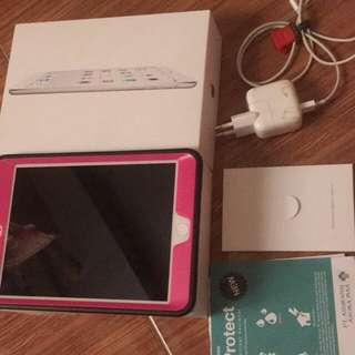 Ipad mini 2 32 GB fullset