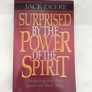 Surprise By The Power Of The Spirit