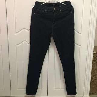 Forever21 Skinny Black Jeans