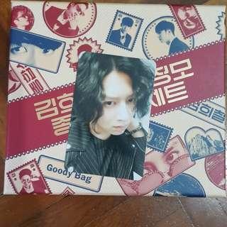 M&D 2nd album w heechul pc