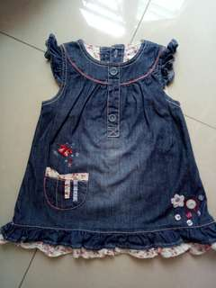 kids baby girl dress