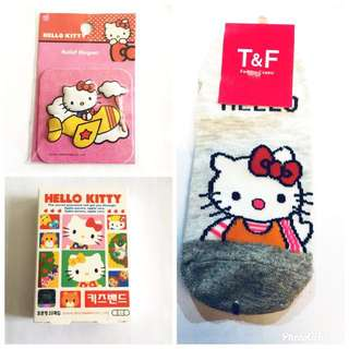 BN Hello Kitty Accessories