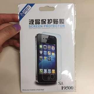 Samsung galaxy sa I9500 mon 貼 screen protector