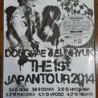 D&E 1st japan tour