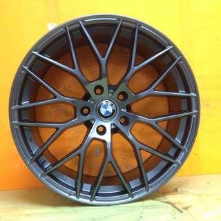 19 inch SPORT RIM BMW STAGGERED F10 F30 X5 X6