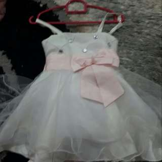 Baby gown 6-12months