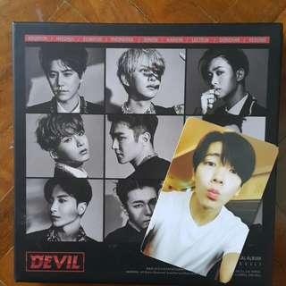 Devil album w donghae pc