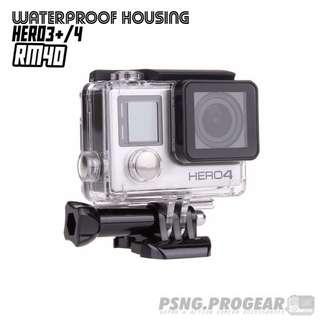GoPro Hero 3+/4 Waterproof Housing