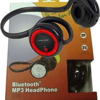 Wireless Bluetooth Headset Headphone