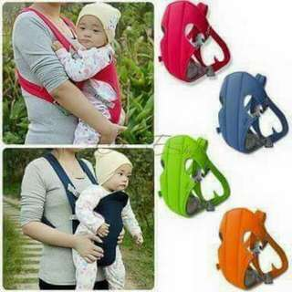 Baby carrier red color