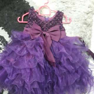 Baby dress 6 to 12 month