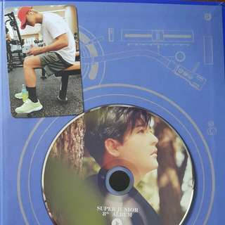 SJ one more chance ver w donghae pc shindong cd
