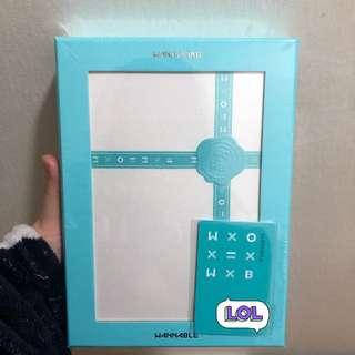 Wanna One Membership Kit