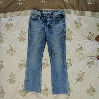 Levis 517 boot cut jeans original