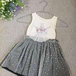 Birthday Party Dress (1yo girl)