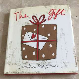 The Gift (Hard Cover book)for sale