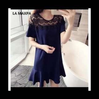 Lacey Top Dress