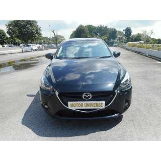 Mazda 2 Hatchback Auto 1.5