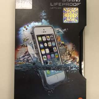 Lifeproof FRE for iPhone SE 5S 5