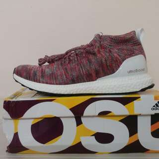 KITH X ULTRA BOOST MID US 10 EUR 44 UK 9 1/2 (REDUCED)