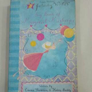 SALE💞Felicity Wishes Big Book On Magical Mishaps Story Book