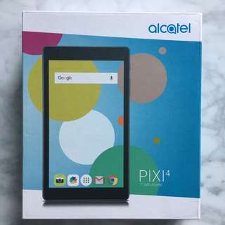 "Alcatel Tablet Pixi 4""7 Wifi 8GB"