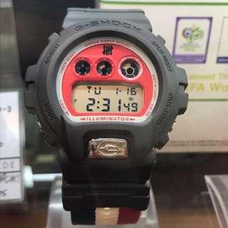 超希有 G-Shock x Undefeated 一代6900 DW-6900UD-1 not DW-6901UD DW6900 dw6900ud dw6901ud